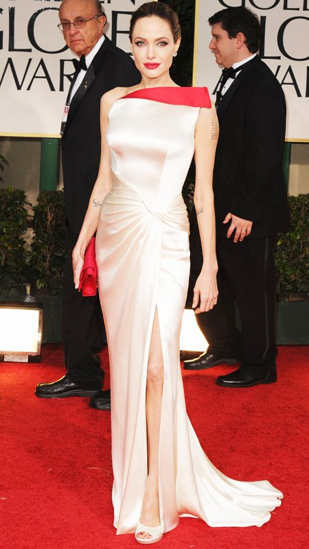 Angelina Jolie naj dobrite vizii