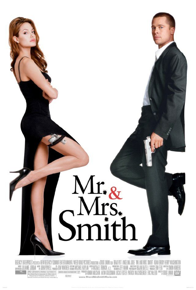 Mr ms smith