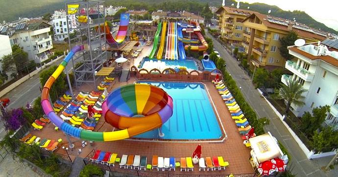 Turciq Marmaris aquapark