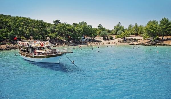 Turciq Marmaris ostrov Djenet