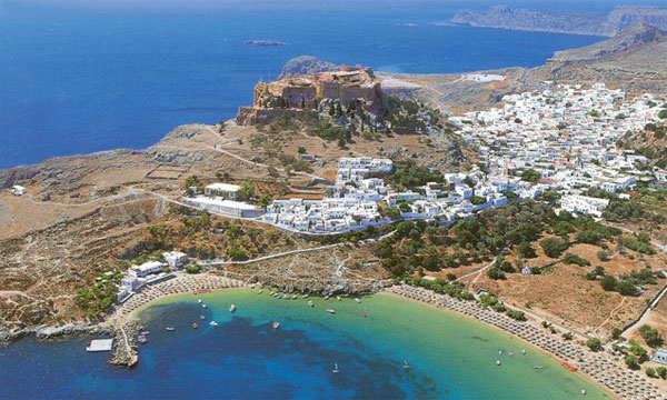 Turciq Marmaris ostrov Rodos