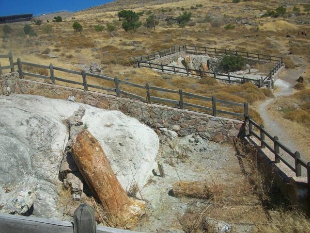 Turciq ostrov Lesbos