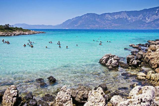 Turciq ostrova na Kleopatra