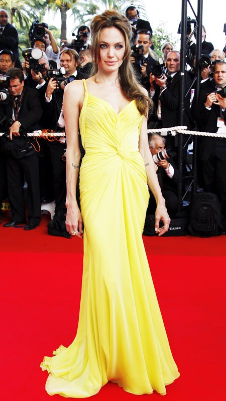 Ungaro roklq Angelina Jolie