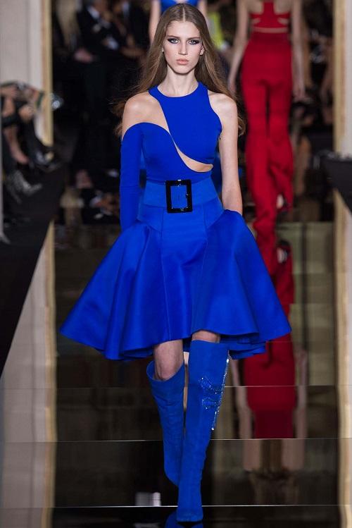 Висша мода Аtelier Versace пролет 2015