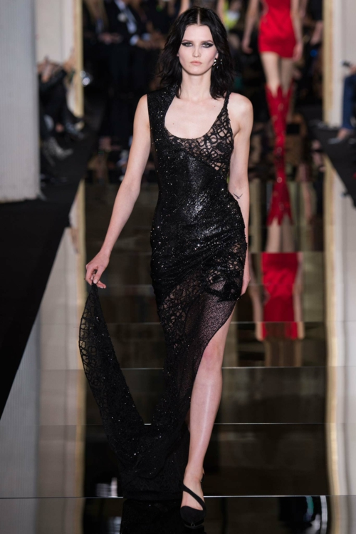 dantela vissha moda Atelier Versace prolet 2015