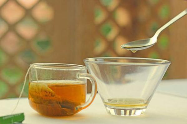 домашняя маска от прыщей qbalkov уксус зеленый чай
