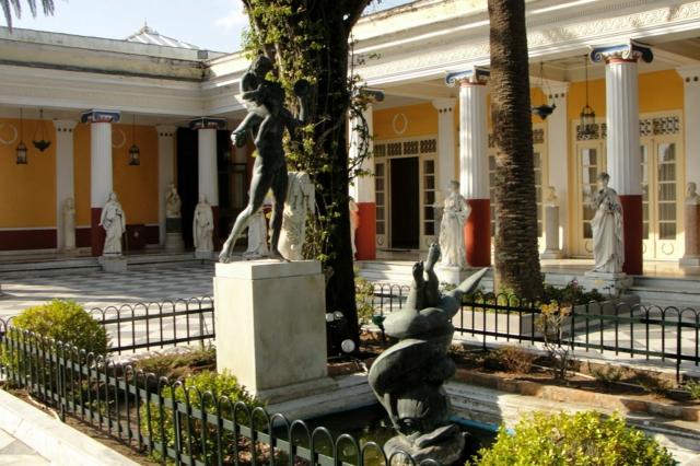 dvorec ahilion garciq ostrov pochivka