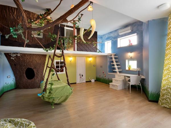 идеи за детска стая с горски дизайн