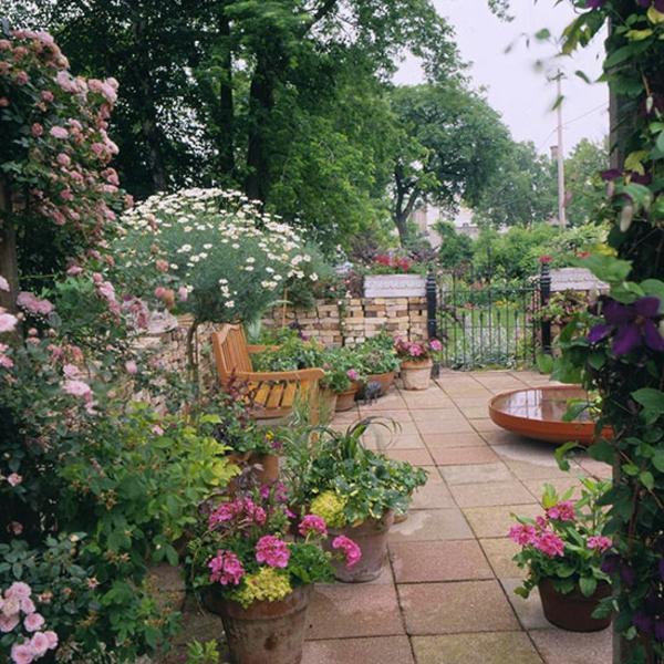 idei malka gradina cvetq i bilki