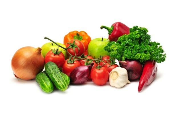izbelvane zabi hrani zelenchuci pochistvane