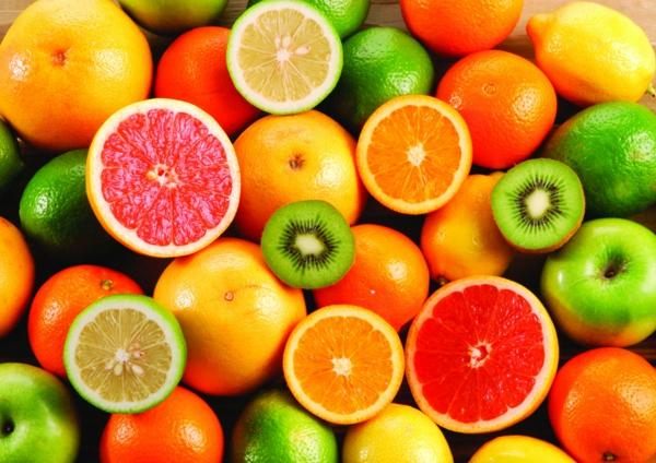 izbelwane na zabi s citrusovi plodove