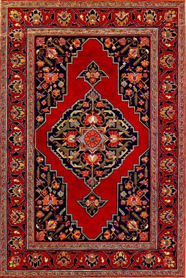 persiiski kilim