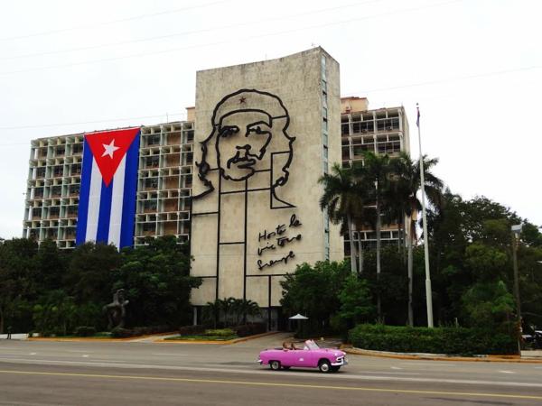 kuba kakvo da pravim plaza de la revolucion