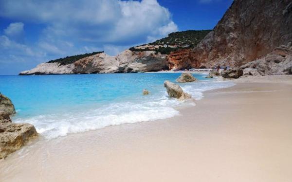 pochivka v Garciq na Lefkada plaj