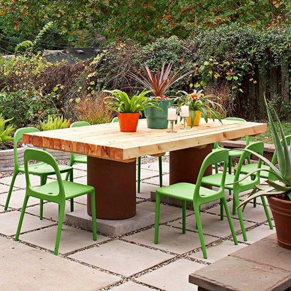 мебели за градината