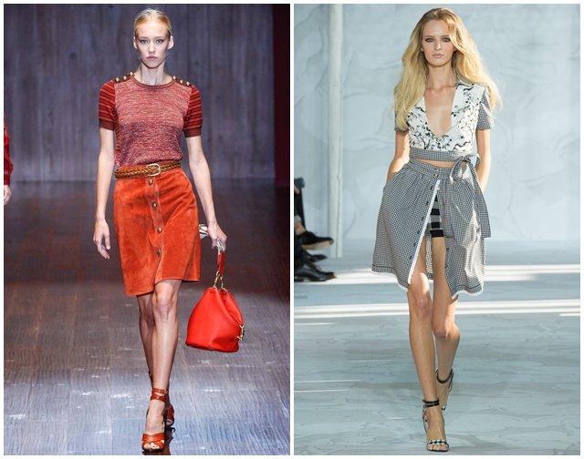 moda tendencii 2015 prolet Gucci DVF