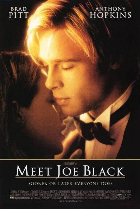 naj dobrite filmi s brad pit meet joe black