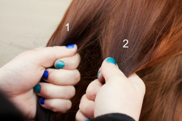 plitka ribena kost razdelqne kosa