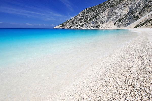 plajove v Kefaloniq Garciq