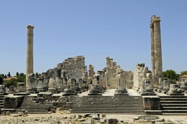 didim turcia hram na apolon