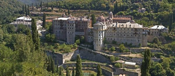 pochivka na halkidiki rakav aton manastir