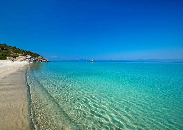 pochivka v garcia na halkidiki plaj