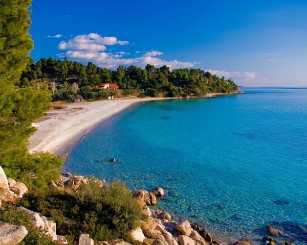 halkidiki plaj