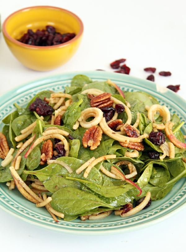 recepta salata spanak qbalka predqstie