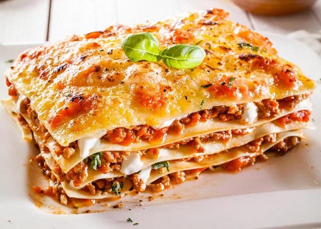 recepta za lazania boloneze