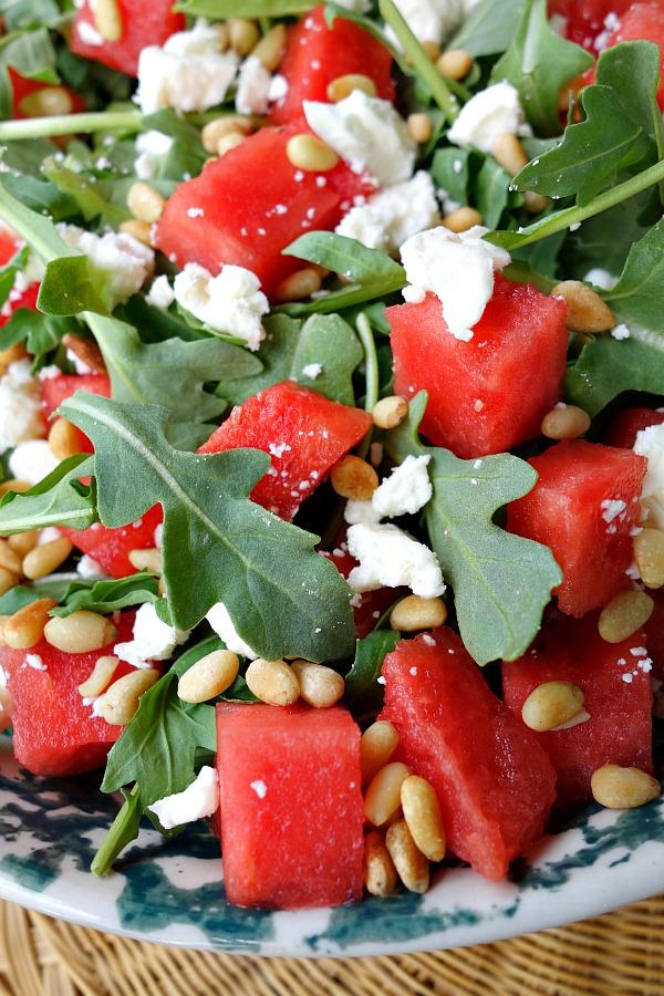 recepta za salata s dinq feta