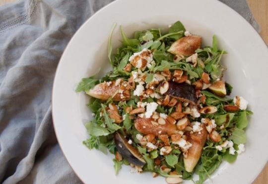 recepta za salata s rukola
