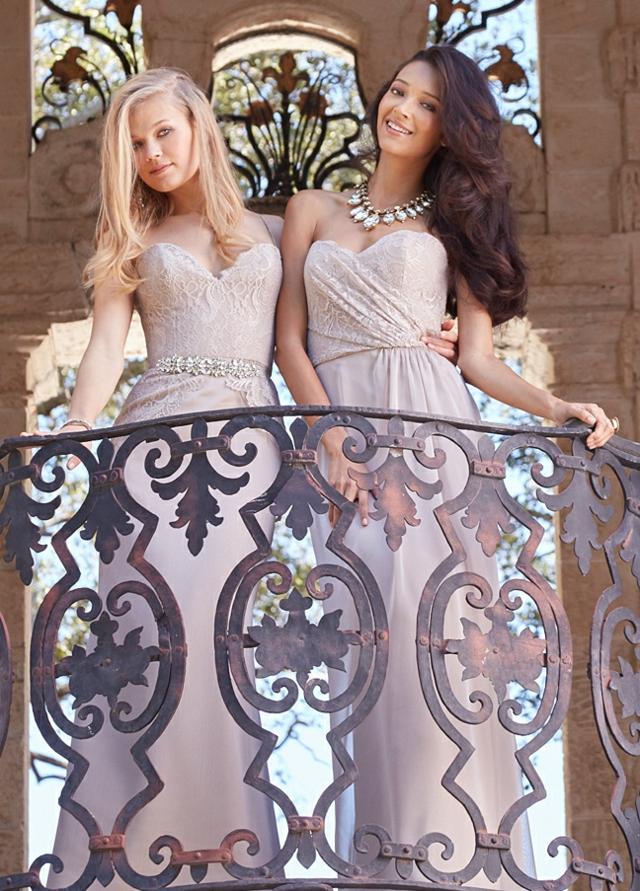 шаферски рокли