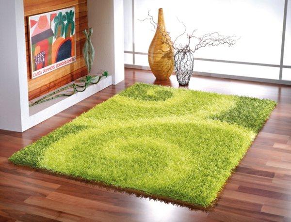 zelen kilim
