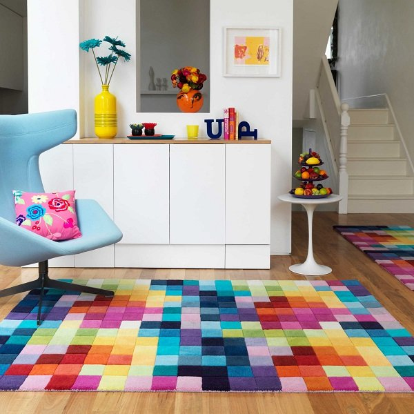 sharen kilim na kvadrati