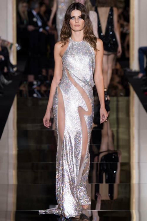 srebrista vissha moda Atelier Versache prolet 2015