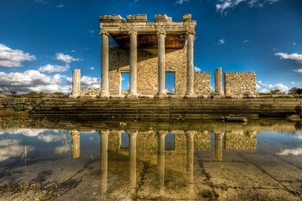 didim turcia pochivka ruini milet