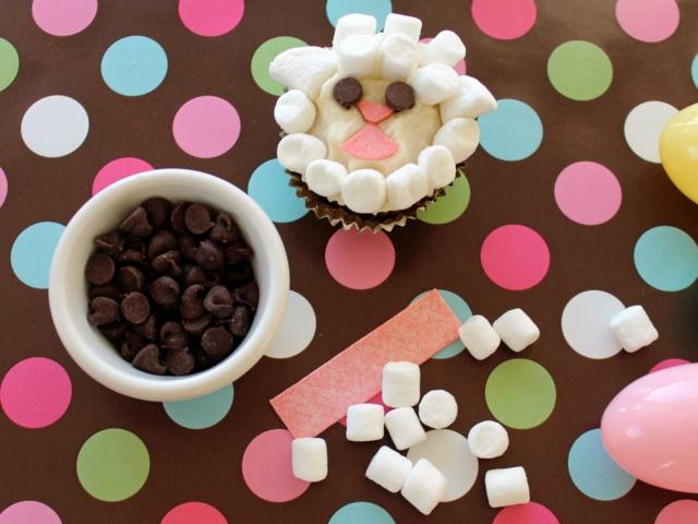 Idei za Velikden shokolad marshmelou