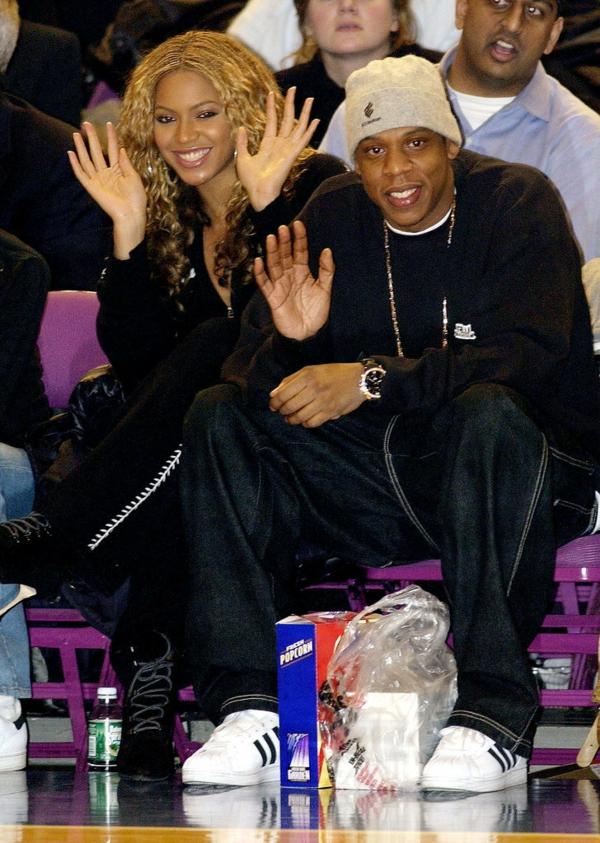 zvezdni dvoiki Beyoncé Jay-Z