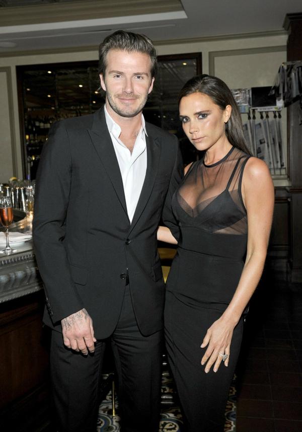 zvezdni dvoiki David Victoria Beckham