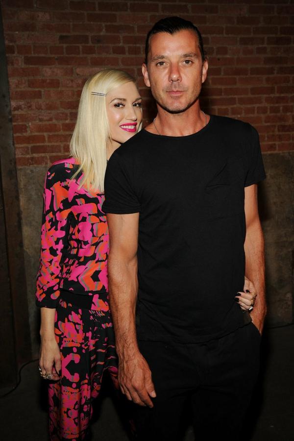 zvezdni dvoiki Gwen Stefani Gavin Rossdale