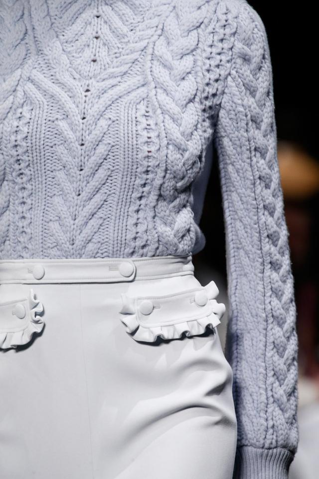 Altuzarra new york detaili esen zima 2015 bluza