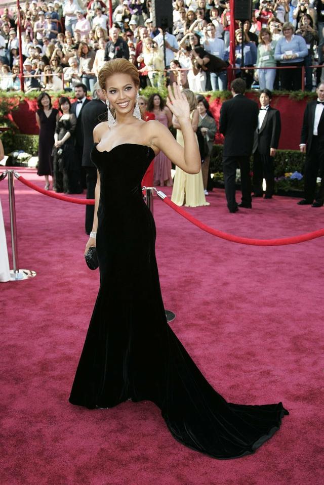 Beyoncé 2005 nai hubavite rokli na oskarite nqkoga
