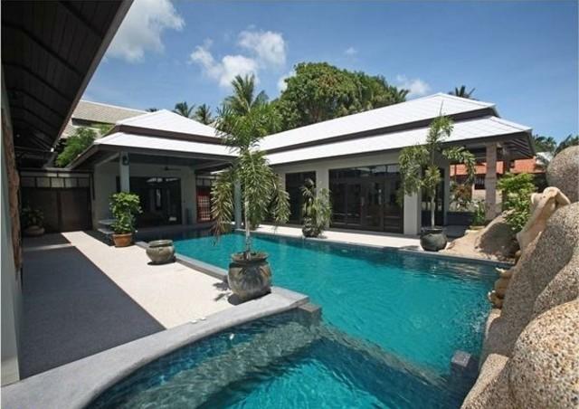 Chaweng Villa tailand luksozna ko samui