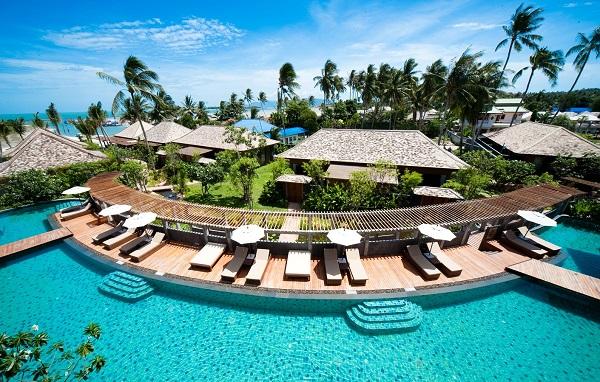 Tailand Koh Samui ostrov