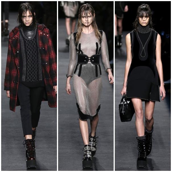 alexander wang new york modna sedmica esen zima podium 2015