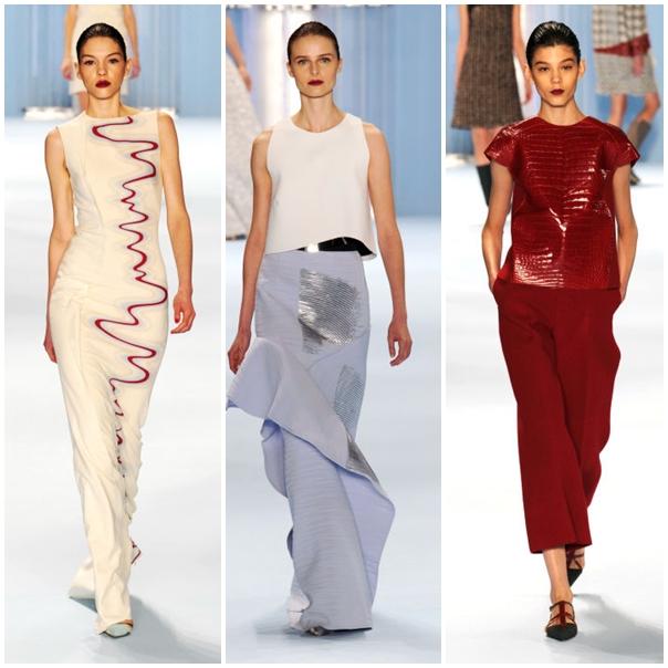 carolna herrera new york modna sedmica esen zima