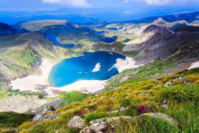 chudni katcheta v balgariq sedemte rilski ezera