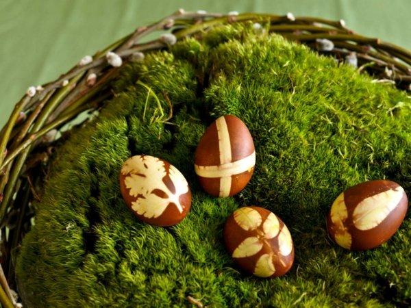 dekoracii za velikden qjca kafqvi