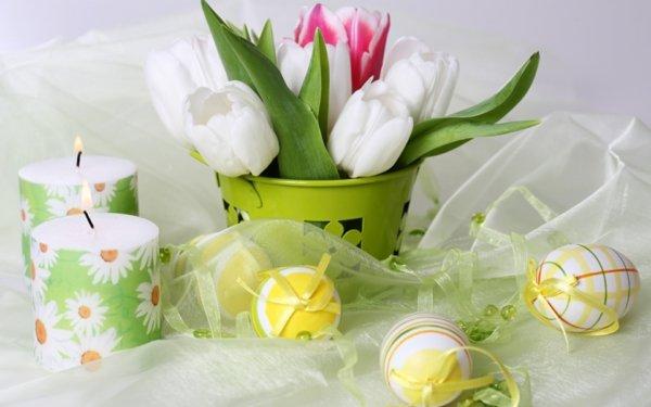 dekoracii za velikden qica sveshti cvetq